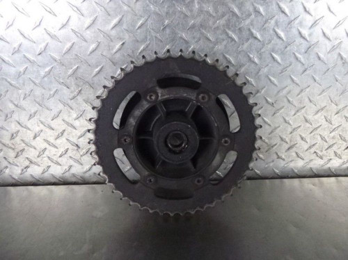 86 87 88 Yamaha FZ600 FZ 600 Rear Wheel Cush Drive Sprocket Hub