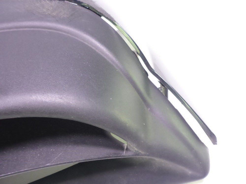09 Buell 1125CR Left Scoop Intake Ram Air Intake Mid Fairing Cover M0034-1AMA