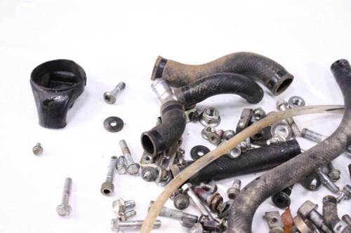 14 Kawasaki KX450F KX450 F Miscellaneous Parts Master Hardware Bolt Hose Kit