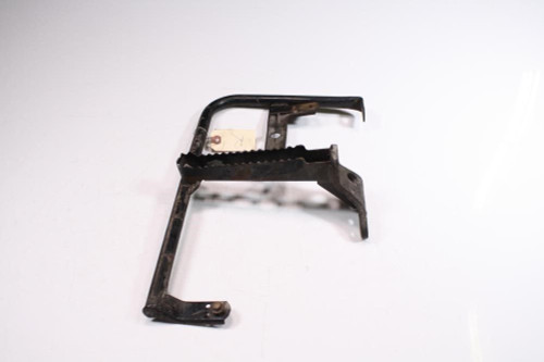 05 Suzuki Eiger LTA 400 Right Passenger Side Footrest Foot Rest Mount
