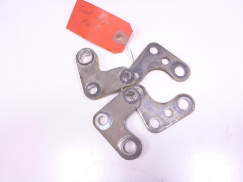 00 Honda XR650R Front Engine Motor Mount Brackets