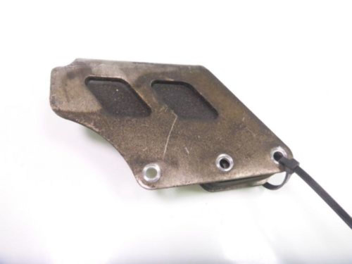 08 Yamaha WR 250 X Chain Guard Guide Cover