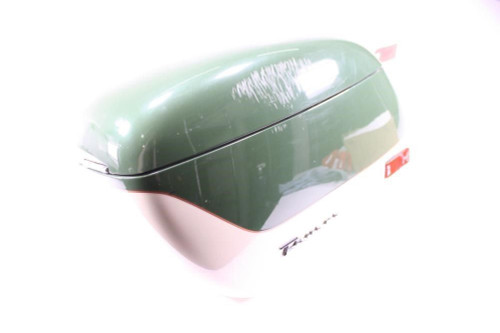 99 Honda VT 1100 ACE Tourer Left Saddle Bag Luggage Case NO KEY