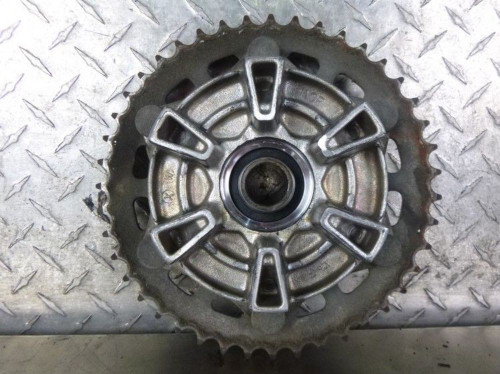 00 01 Honda CBR 929 Rear Cush Drive Sprocket 43