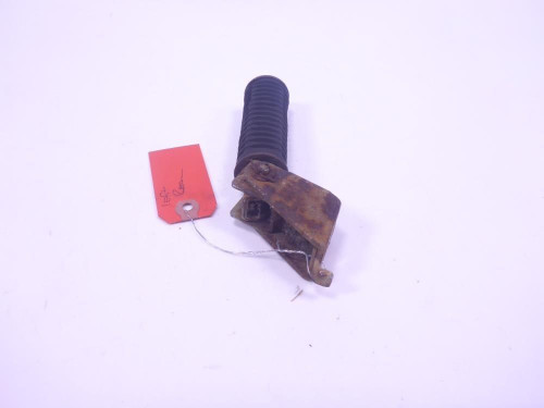 78 Honda Goldwing GL1000 Left Rear Passenger Foot Peg