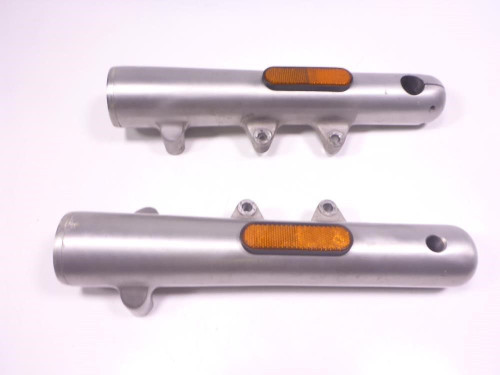 10 Triumph Thunderbird 1600 Front Lower Fork Tube Legs Covers