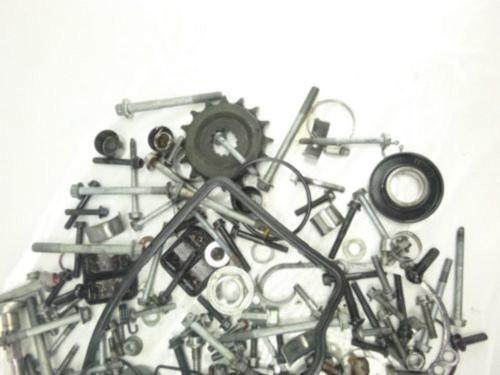 09 Kawasaki ZX6R ZX6 Engine Motor Hardware Bolt Kit