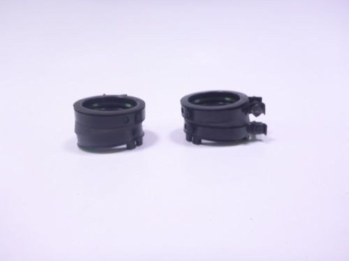 13 Honda CBR 500 R Air Intake Mount Boots Clamps