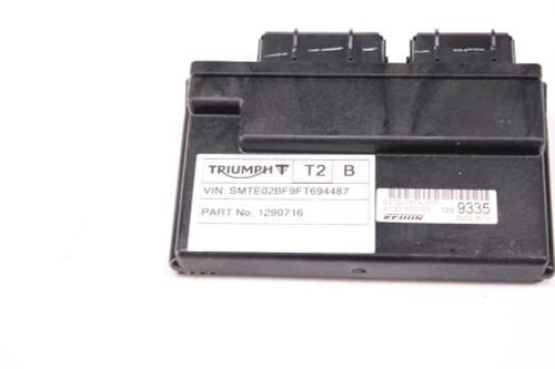 15 Triumph Tiger XRx 800 Computer CDI ECU ECM Igniter Box 1290716