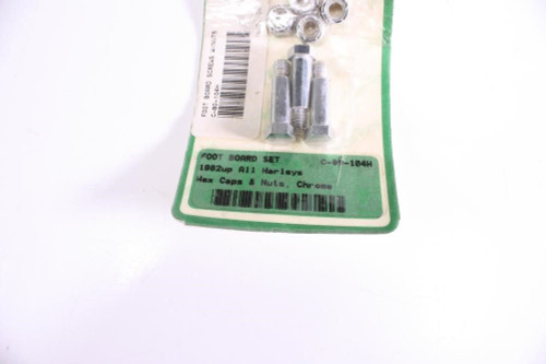 Foot Board Screws W/ Nuts C-80-104H