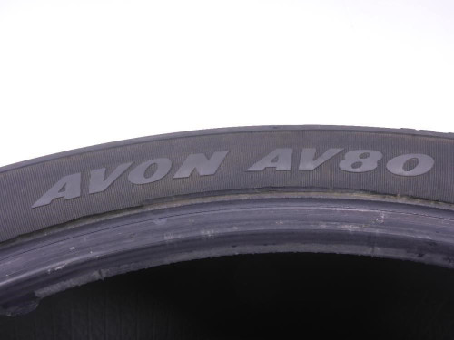 06 07 08 Triumph Daytona 675 Rear Tire AVON AV80 3D ULTRA 180/55-17 73W