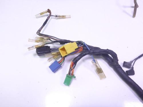 84 Suzuki SP 600 Main Wiring Harness Loom X6771-36610-14A00