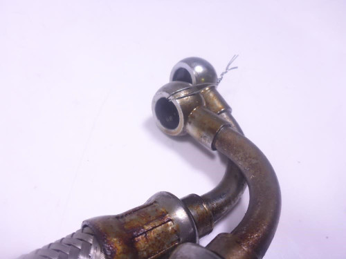 94 Suzuki VS1400 Intruder Oil Cooler Line Hoses