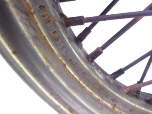 99 Kawasaki Drifter 1500 Front Wheel Rim STRAIGHT 16X3