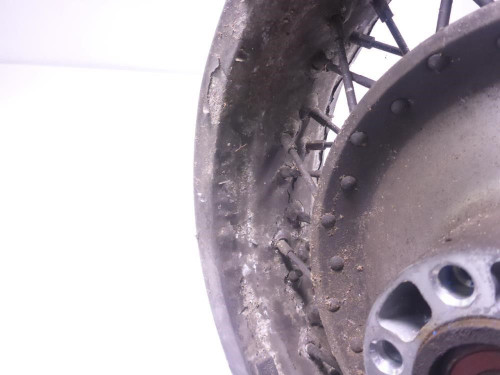 94 Suzuki VS1400 Intruder Rear Wheel STRAIGHT TAKASAGO 15X4