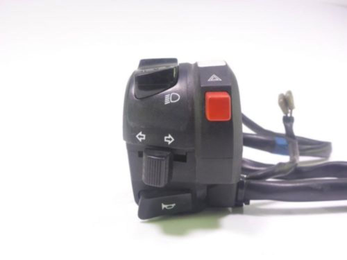 07 Suzuki Bandit GSF 1250 S Left Handle Bar Control Switch