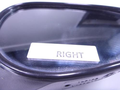 13 Yamaha FZ8 Right Mirror