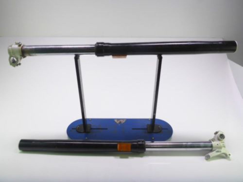 09 BMW G450X Front Forks Suspension STRAIGHT