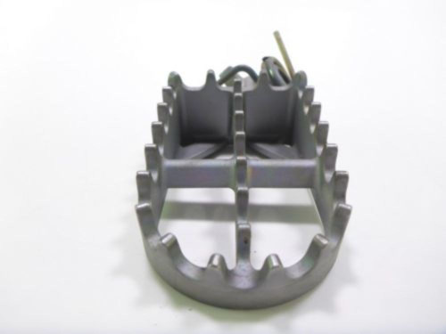 09 BMW G450X Front Right Driver Foot Peg