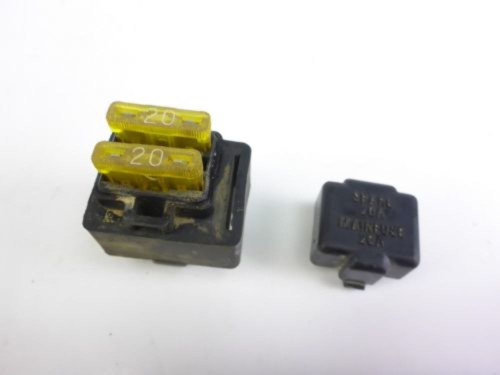 93 Suzuki DR 250 SE (350) Main FuSE (350) Relay With FuSE (350)s