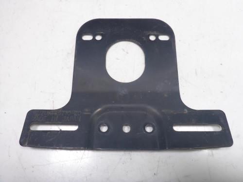 80 Suzuki GS550 E License Plate Tag Mount Bracket 35710-20