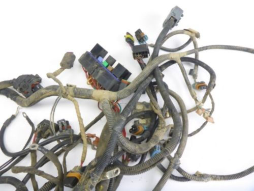 13 Can Am Commander Main Wiring Harness Loom Fuse Box 710002485