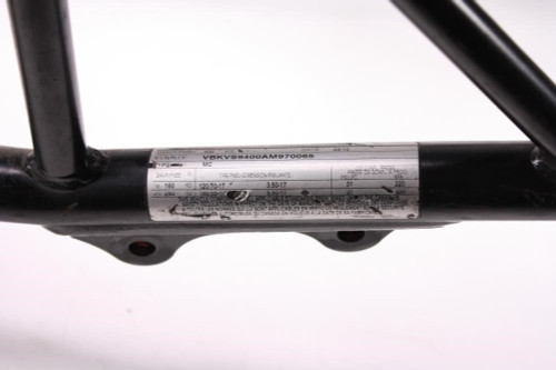 10 KTM SMT Supermoto T 990 Main Frame STRAIGHT SLVG