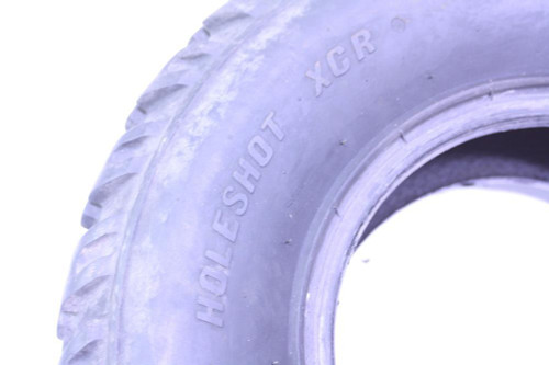 "07 Yamaha YFZ450 ITP Holeshot XCR Tire 10"" 22 7 10 22x7-10 (A)"