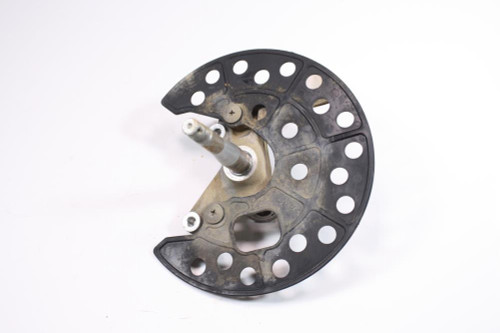 07 Yamaha YFZ450 Front Left Side Spindle Knuckle Wheel Ring