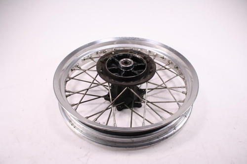 08 18 Kawasaki KLR650 Rear Wheel Rim STRAIGHT 17X2.50
