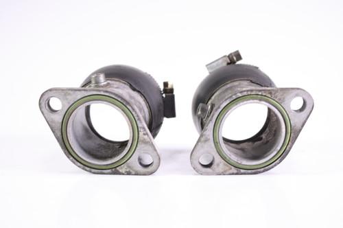 05 Ducati Monster 620 Dark Air Intake Boot Clamps