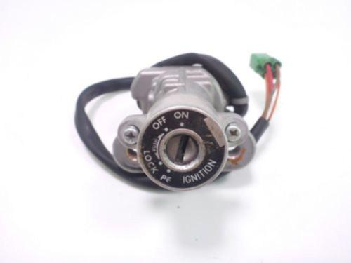 03-08 Suzuki SV 650 S Lock Set Ignition Cap And Key
