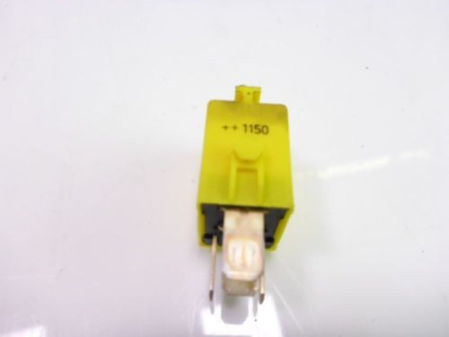 12 BMW G 650 GS Relay Yellow 61.36-6 902 041