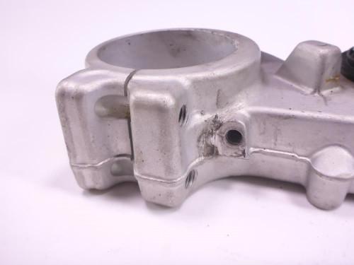 09 Husqvarna SM 610 Bottom Lower Triple Steering Tree Clamp Silver 8000B0850