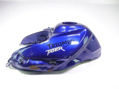 14 Triumph Tiger 800 Gas Fuel Tank