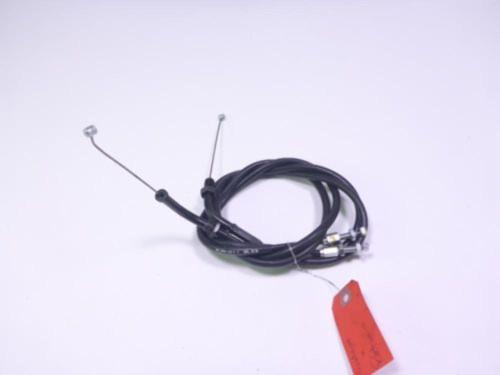 14 Honda Interceptor VFR 800 Throttle Cables Lines