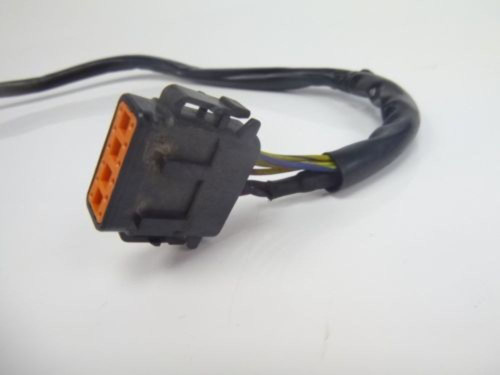 04 Harley FLHT Ultra Touring Classic Power Outlet 12V