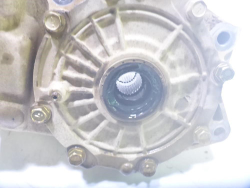 16 Yamaha Wolverine YXE 700 ES Rear Differential Diff