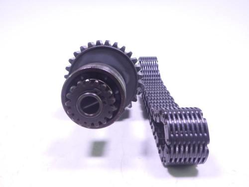 83 Honda CB 1000 Primary Gear Shaft Gears Chain Kit 10 Speed Transmission