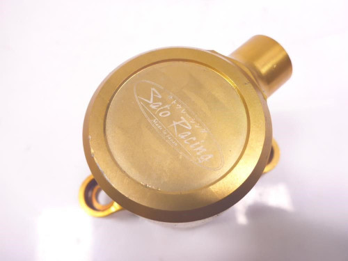 07 Ducati S4R S Clutch Slave Cylinder SATO Racing Gold
