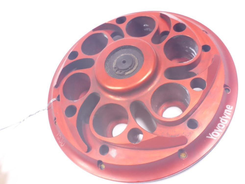 07 Ducati S4R S Clutch Pressure Plate Cover Slipper Clutch Cover Only VOVODYNE