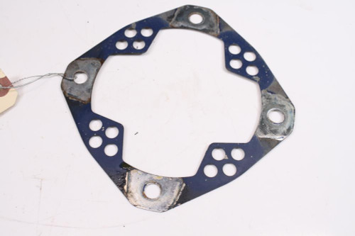 02 Yamaha Warrior 350 YFM350X Front Right Side Brake Wheel Guard Shield Spacer