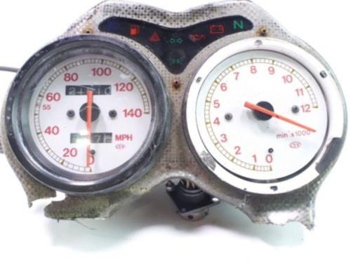 99 Ducati Monster M 900 Gauge Cluster Speed Tach Meter MPH RPM