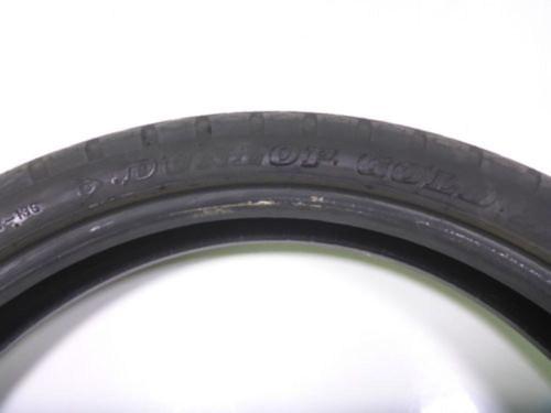 86 Honda Rebel CMX 450 C Front Tire DUNLOP Gold 100/90-18 56S