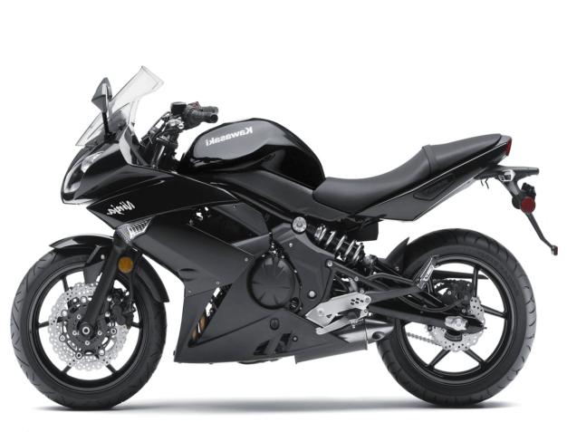 09-11 Ninja 650R