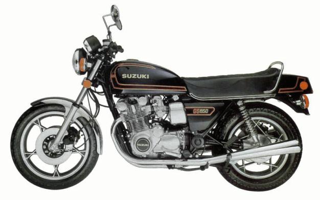 GS850