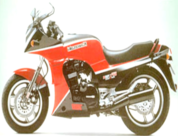 Vintage ZX9
