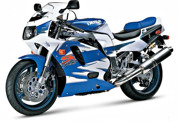 Pre 97 GSXR600 / 750
