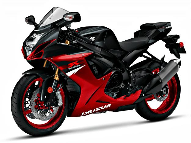 11 17 GSXR600 / 750