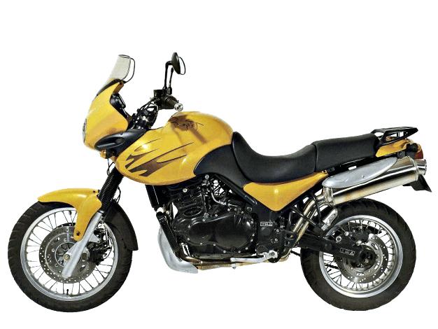 Tiger 900